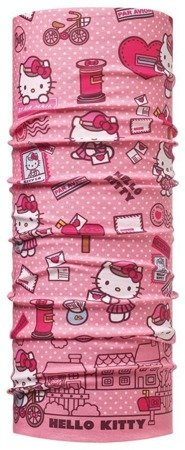 BUFF® Chusta Dziecięca Child Original HELLO KITTY MAILING ROSE