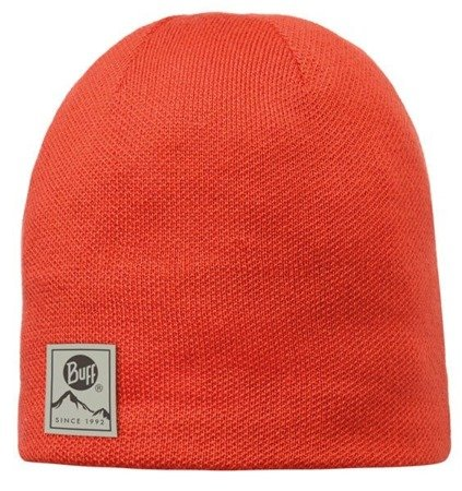 Czapka Zimowa Knitted & Polar Buff Solid Orange