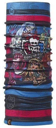 BUFF® Komin Dziecięcy Junior Polar Monster High CREEPY