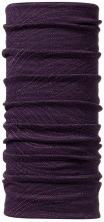Chusta Wool Buff® SEAPOINT PLUM