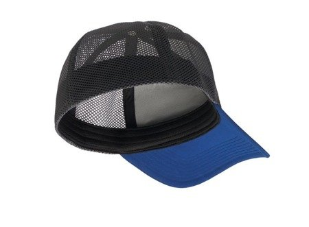 Czapka Buff Trucker Tech Cap Solid Cape Blue
