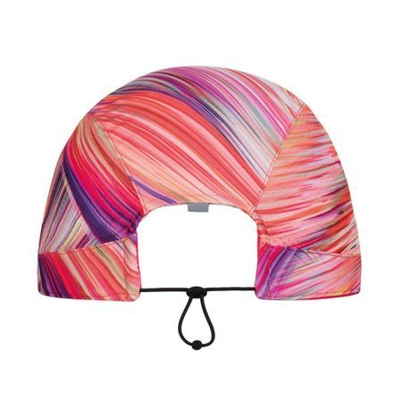 Czapka Buff Pack Run Cap R-JAYLA ROSE PINK