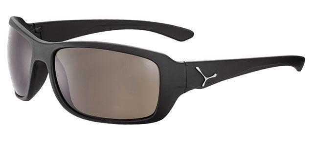 Sportowe okulary przeciwsłoneczne CEBE Haka Satin Black 1500 Cat.3